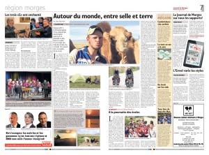 Journal de Morges janvier 2014