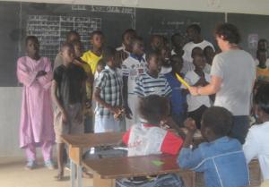 école au Sénégal