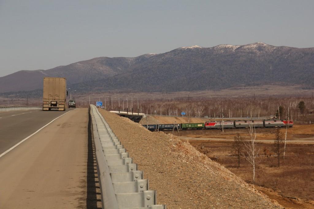 Entre le Transsibérien et la Transsibérienne