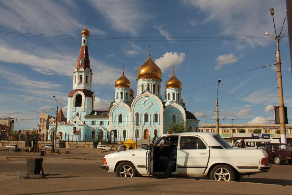 La cathédrale de Chita
