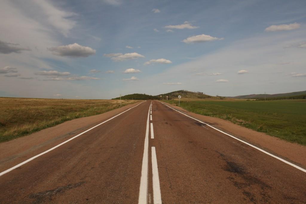 La rout3e, toujours la route...
