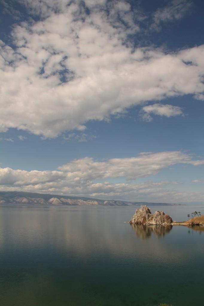 Dernière photo du lac...
