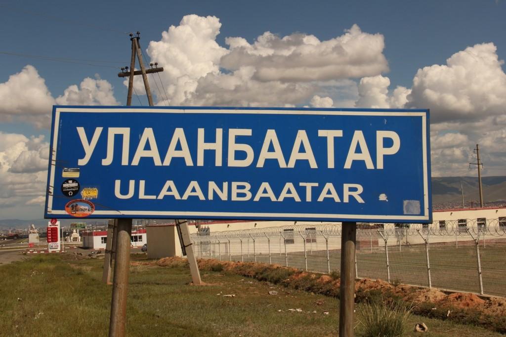 Bye bye Oulan-Bator