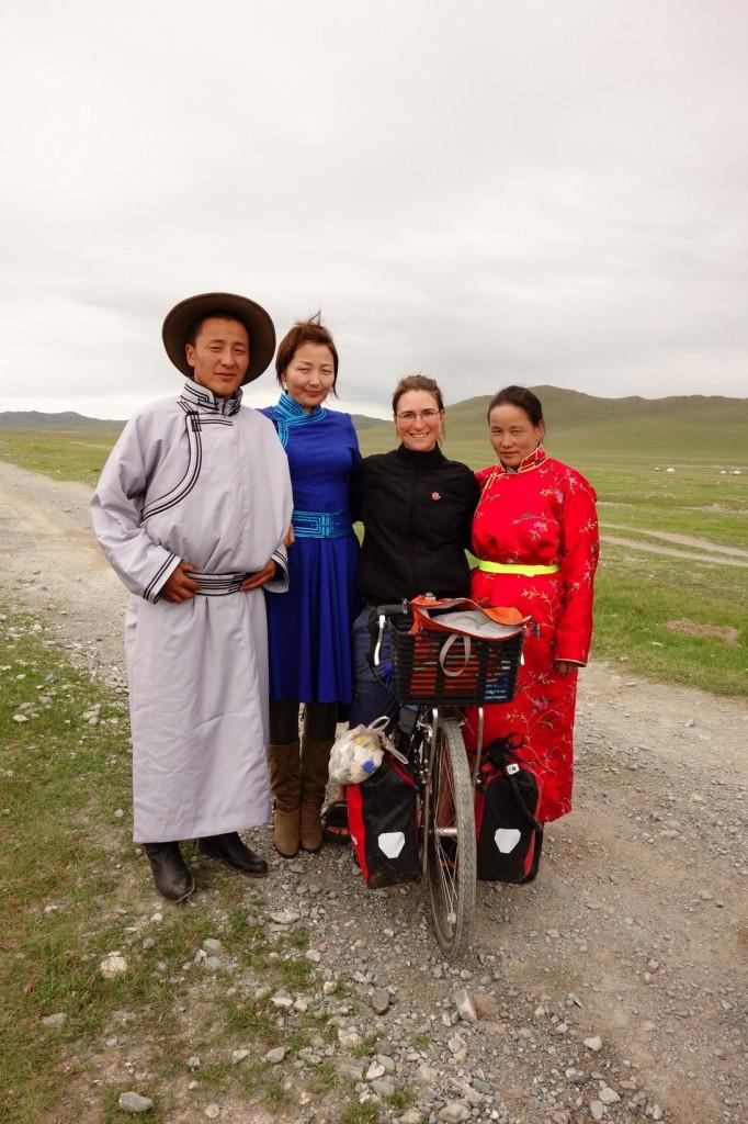 Mariage mongole