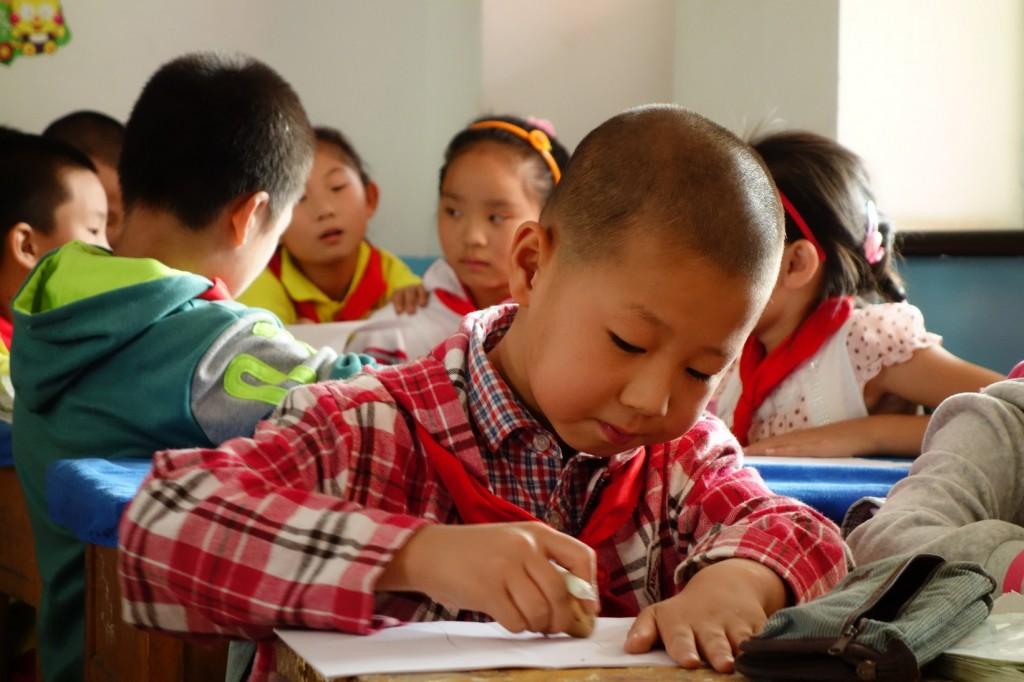 élève_école_Chine