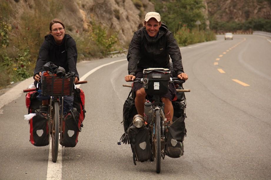Cyclotouriste_équipement_col