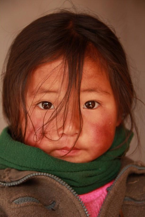 Portrait_Enfant_Tibet_Tibétain