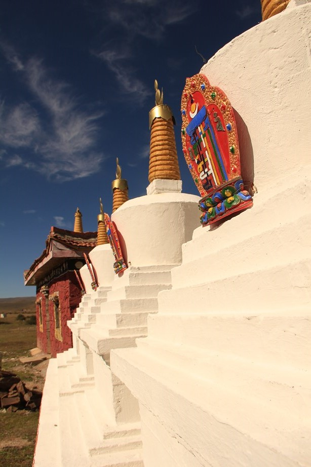 Tibet_Stupa