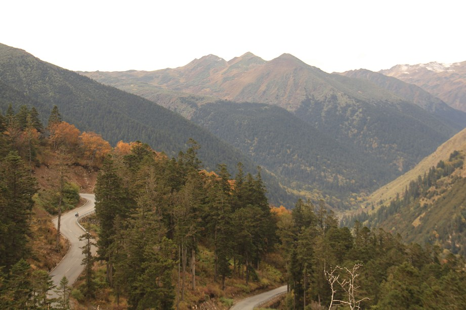 Montagne_route_tibet