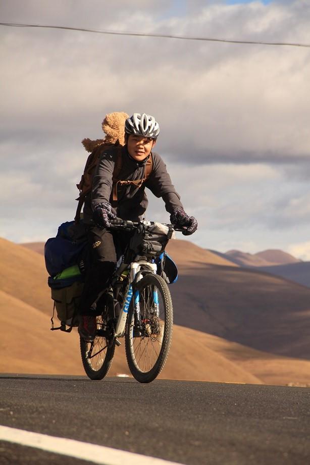 Cyclotouriste_Chine_Tibet