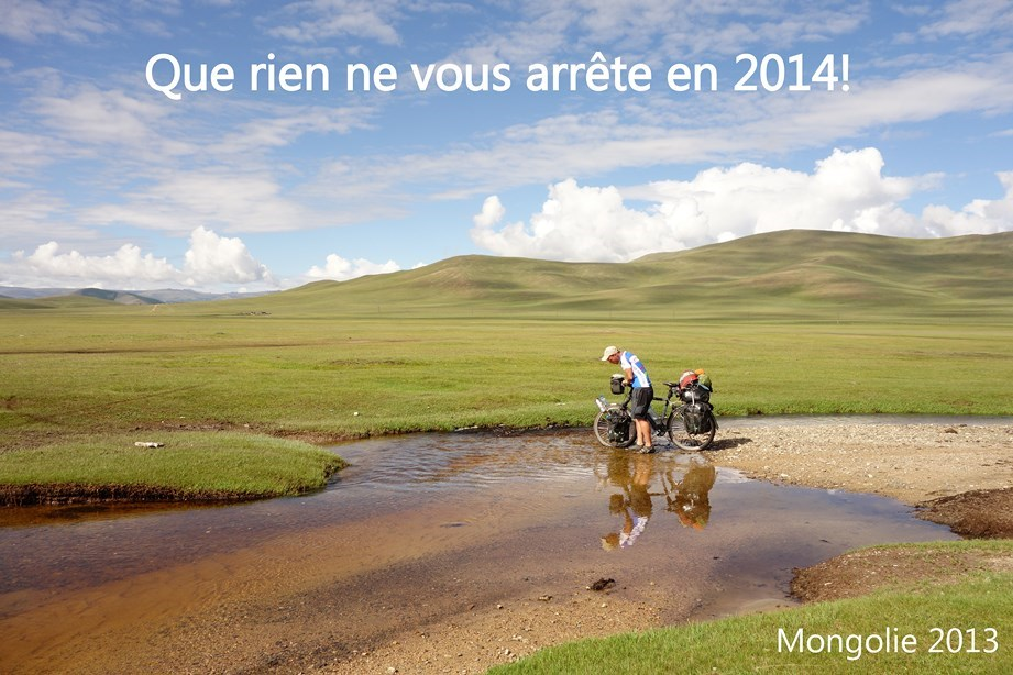 Sur ce, bonne année 2014!