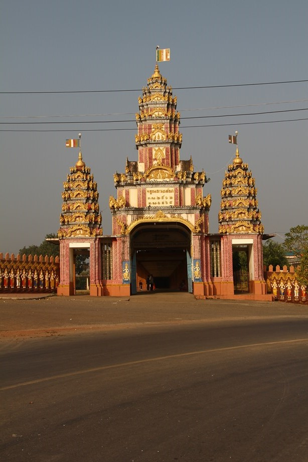 Bye bye Siem Reap et en route pour d'autres aventures en 2014