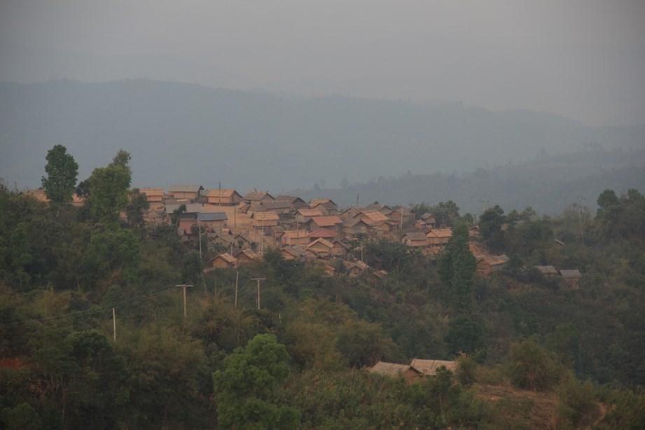 Le village où j'ai passé une nuit