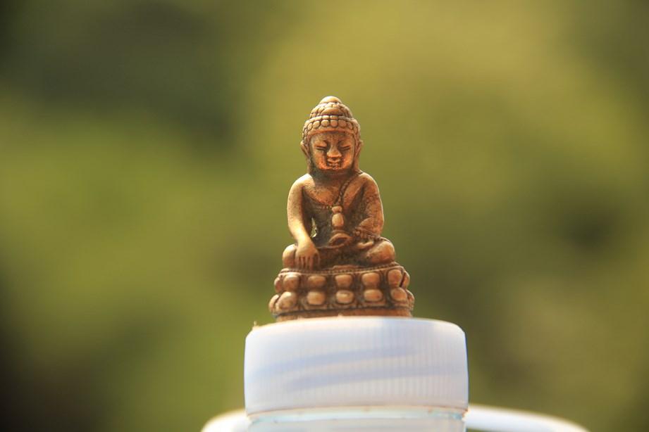 Petite bouddha, grande signification