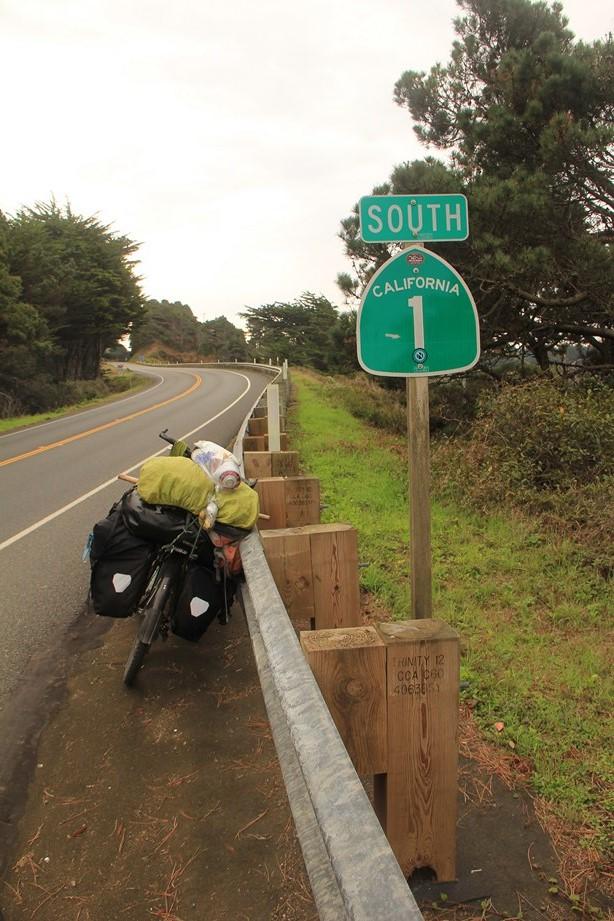 Highway 1, sûrement la route la plus célèbre de toute la côte ouest