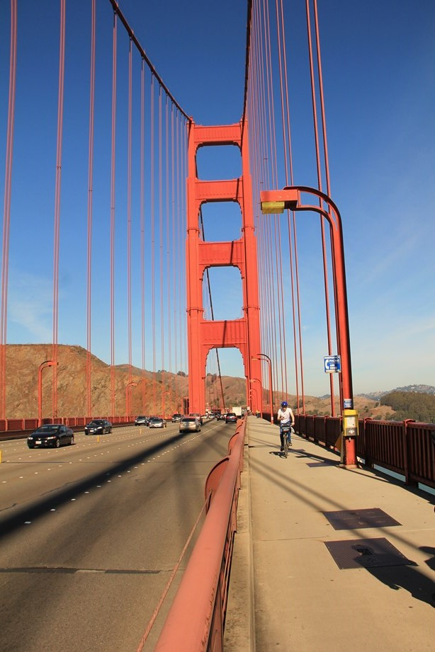 Sur le pont, en chantant