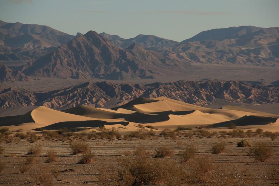 Les dunes au loin, une attraction parmi tant d'autres ici