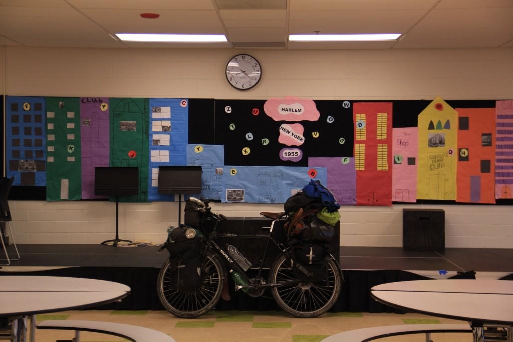Pale-Ipa prêt dans une école de Washington DC.