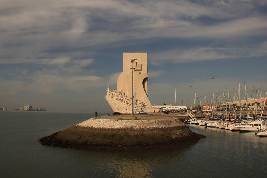 Départ de Lisbonne...