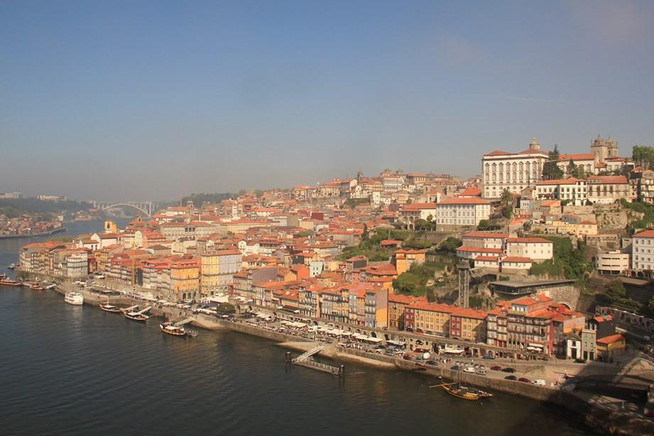 Une belle arrivée sur Porto