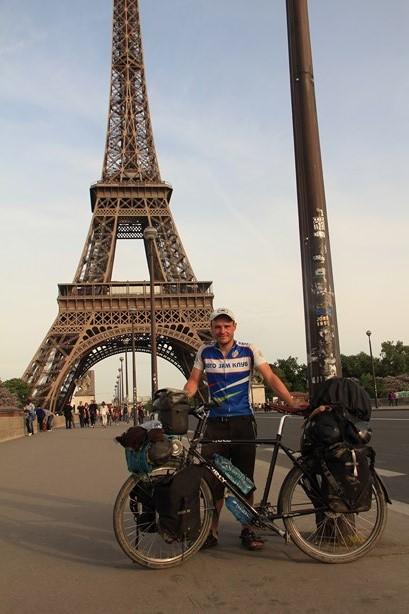 Paris! histoire de faire une photo souvenir devant la Tour Eiffel