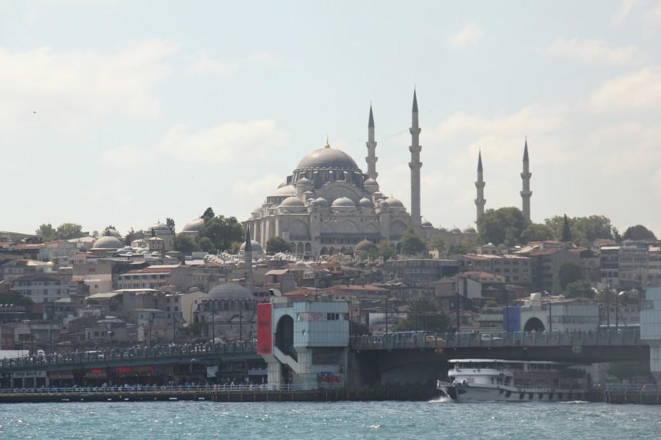 En direct live d'Istanbul