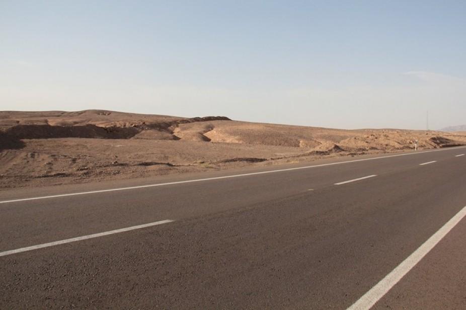 Mon désert…