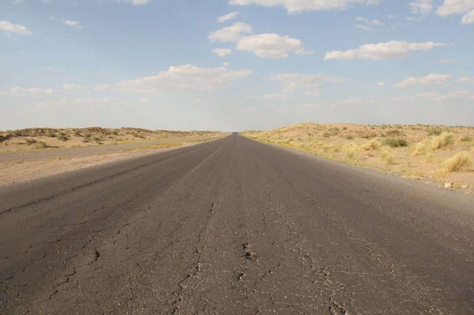Bref je vais en Ouzbékistan