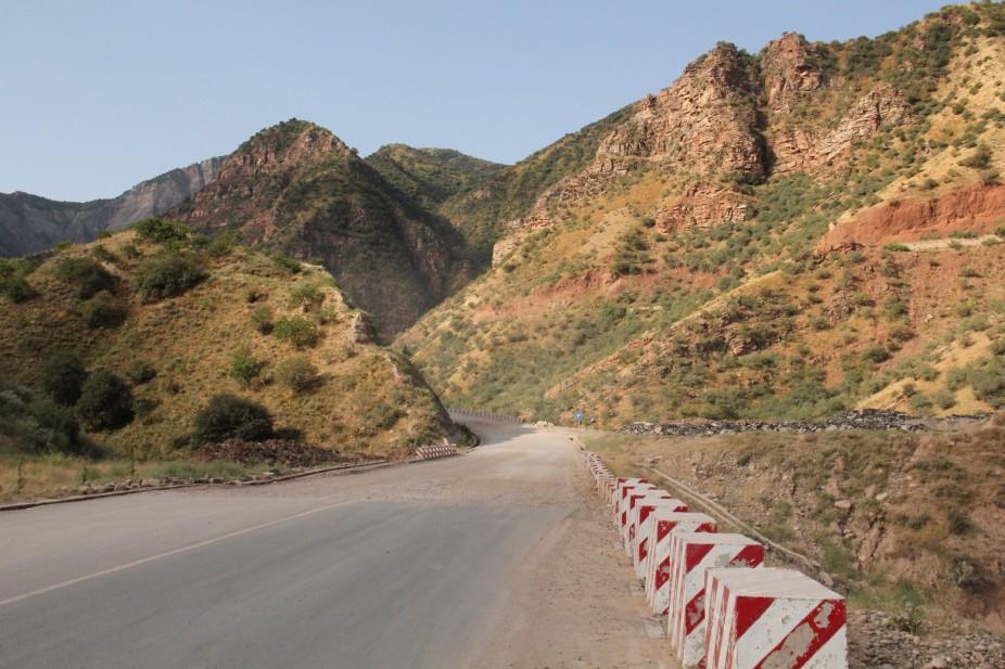 De Dushanbe à Kala-I-Khum