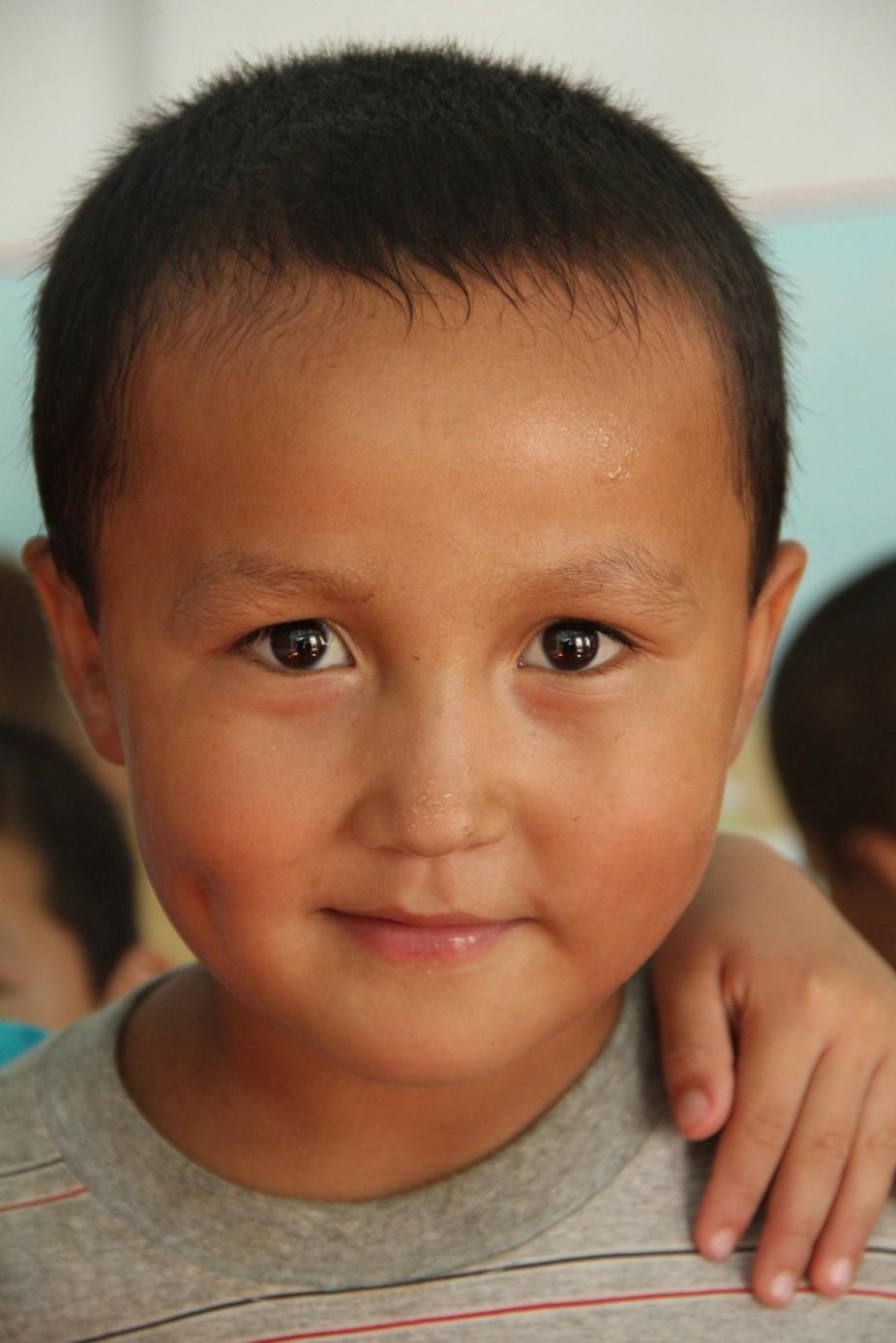 Animations au Kirghizstan, entre école de ville et école de champ