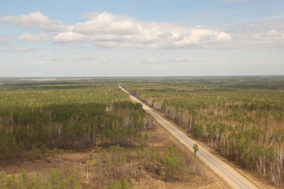 Russie, épisode 2: In to the Wild ou presque
