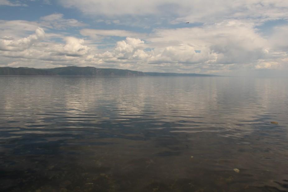 Russie, épisode 5: Rencontre avec un lac