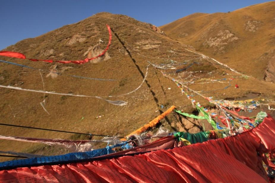 Tibet, des montées qui donnent à réfléchir