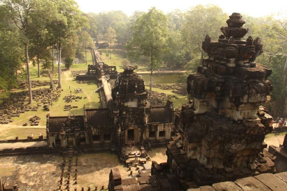 Vous n'avez pas encore visité Angkor?
