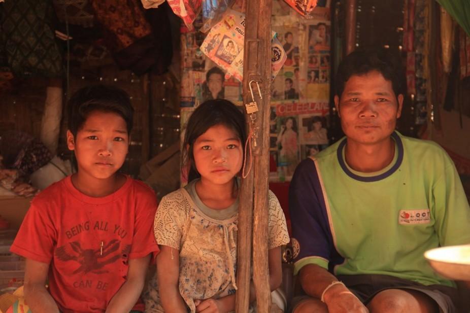 Chiang Rai – Louang Prabang, Entre deux mondes par un bout de piste