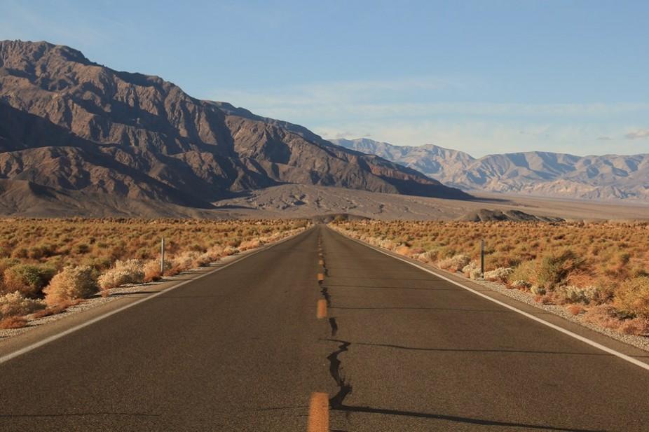 California State, Entre Monts et Déserts